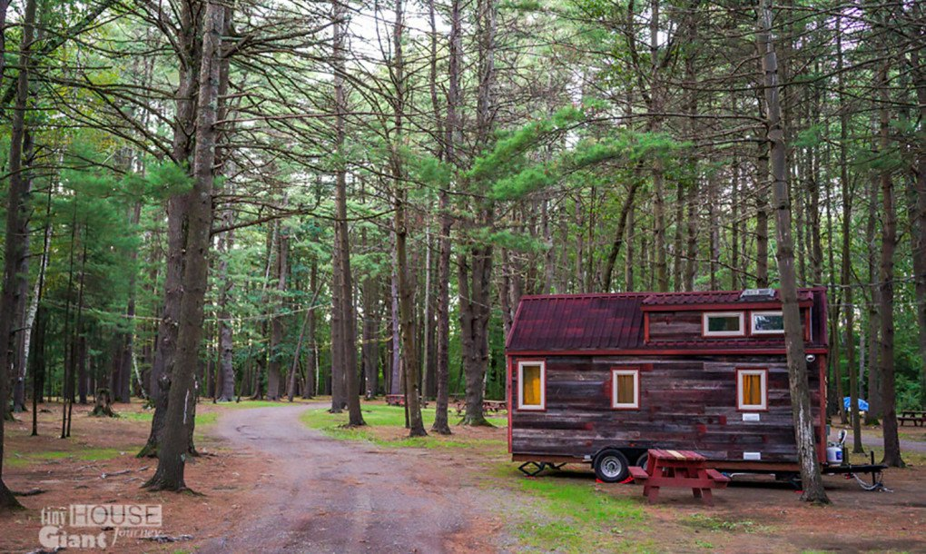 Tiny Home Designs: Amazing Couple Quits Their Jobs To Travel North America In