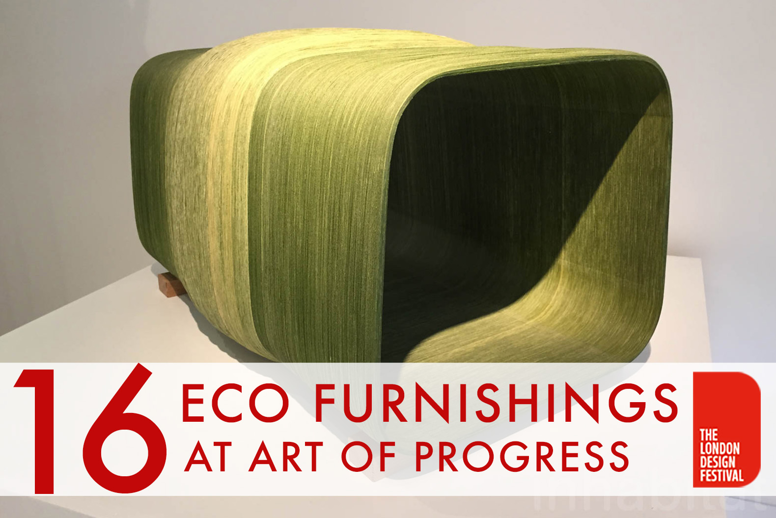 earth friendly furniture. 16 Inspiring Eco-friendly Furnishings From Art Of Progress At London Design Festival 2015 Earth Friendly Furniture
