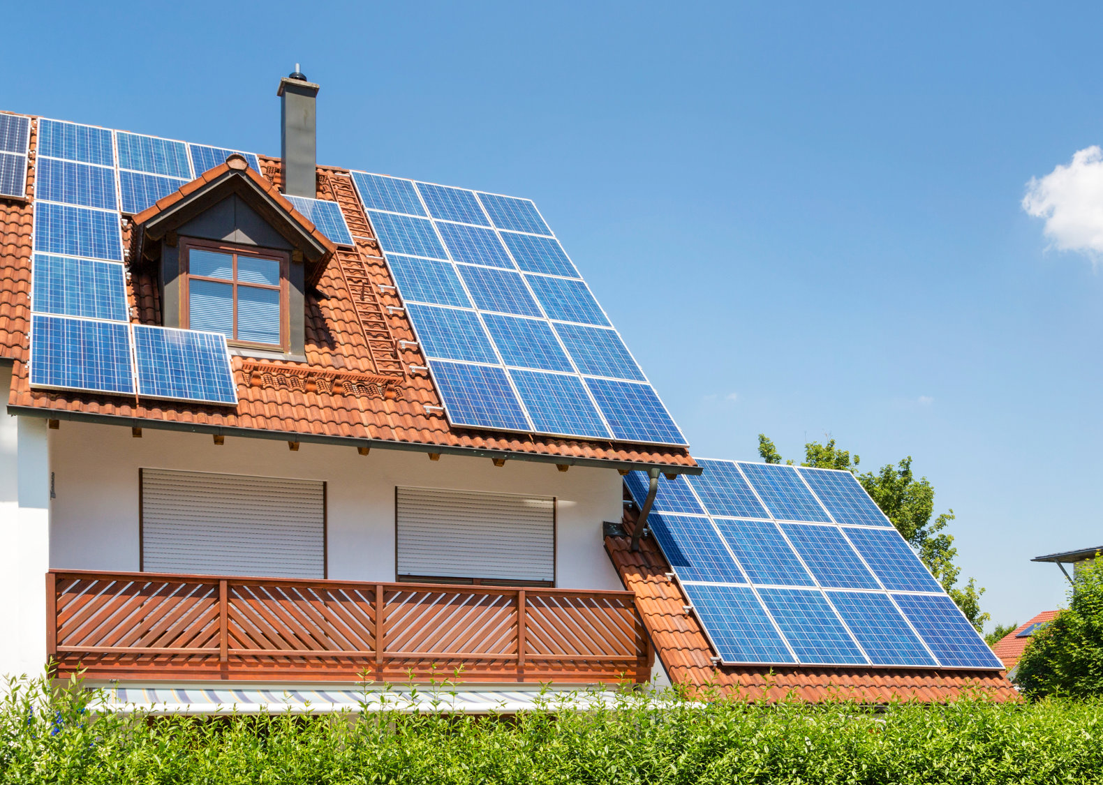 Residential Solar Panel Installations Just Hit A New