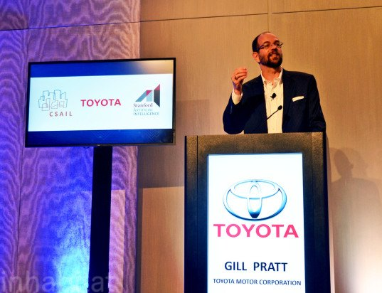 Toyota, Stanford, and MIT launch $50 million Artificial Intelligence initiative to develop cars that think and learn