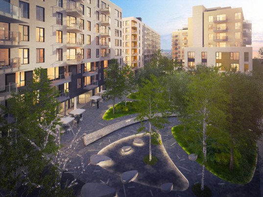 cross-laminated timber, Griffintown, Arbora, Montreal, LEED Platinum, LSR GesDev, Sotramont, Lemay+CHA, Nordic, CLT, cross-laminated timber architecture, Arbora by Lemay+CHA,