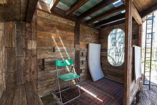 Rent A Treehouse In Brooklyn With A Natural Pool A Green