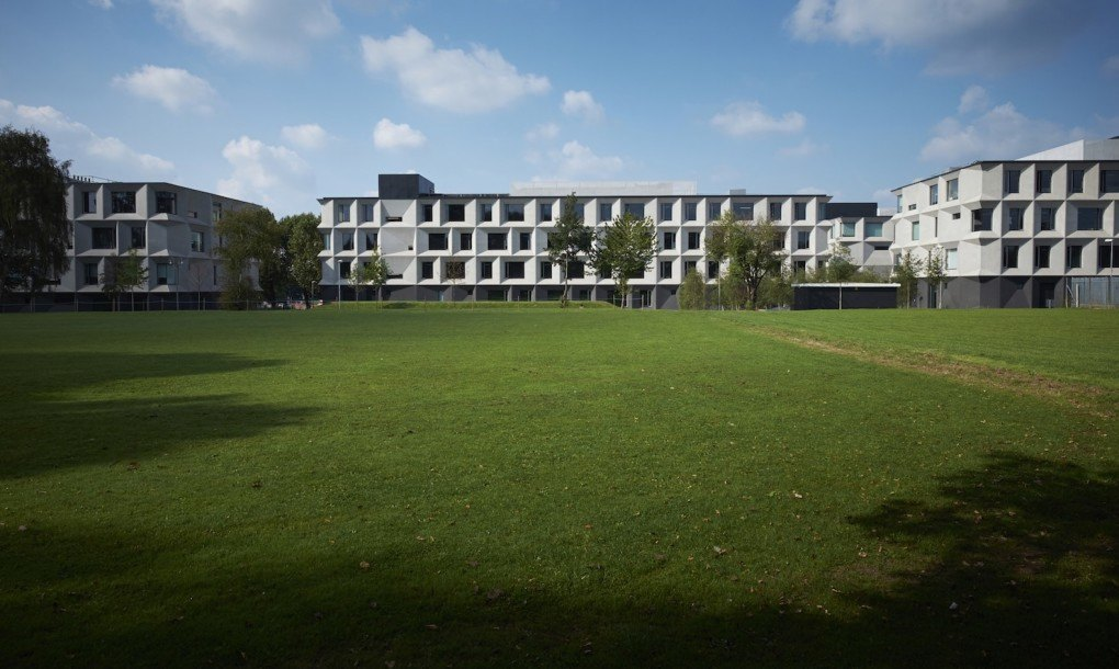 Burntwood School Wins 2015 Riba Stirling Prize For The Uk