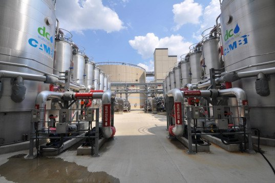 Cambi, biosolids, waste-to-energy system, DC Water, poop, sludge, clean energy