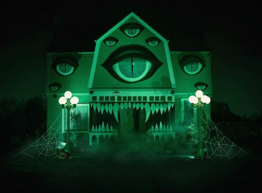 Christine McConnell Monster Home