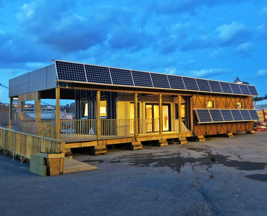 Solar Powered Durahome Is A 100 Self Sufficient Shelter