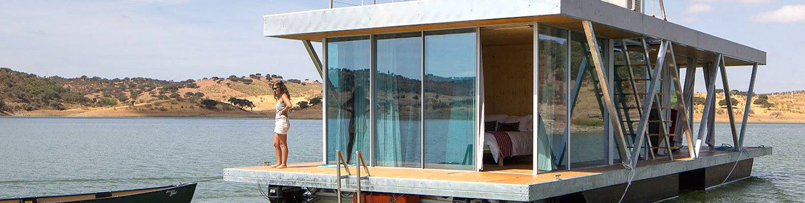 Solar Powered Floating Home In Portugal Generates A Yearu0027s Worth Of Energy  In Just Six Months Part 73