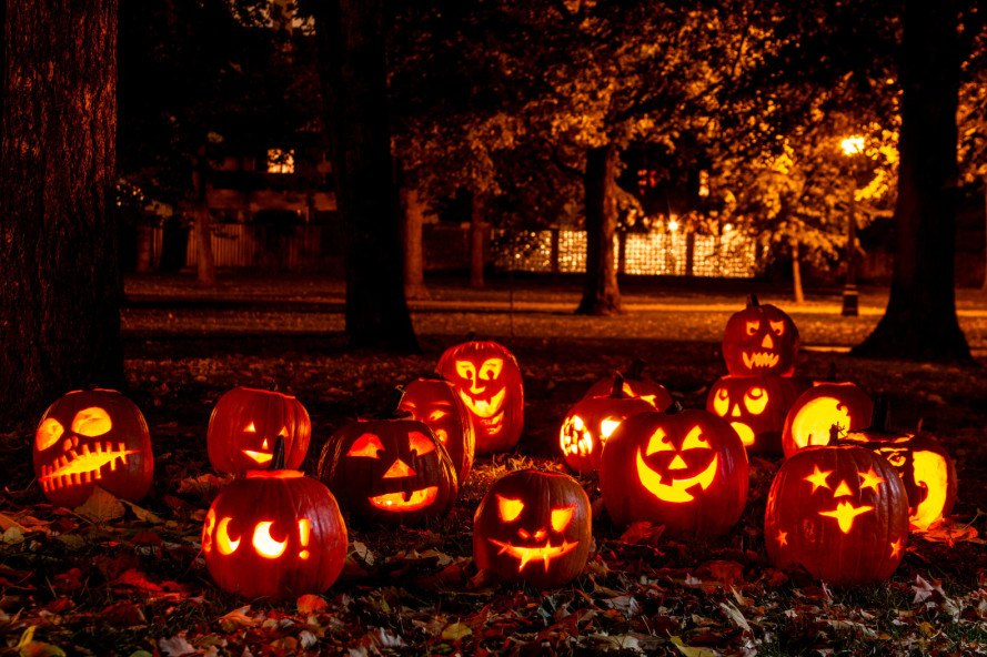pumpkins, halloween, jack o lanterns, carving pumpkins, pumpkins landfill, us department of energy, energy department, composting, compost, organic material in landfills, municipal solid waste