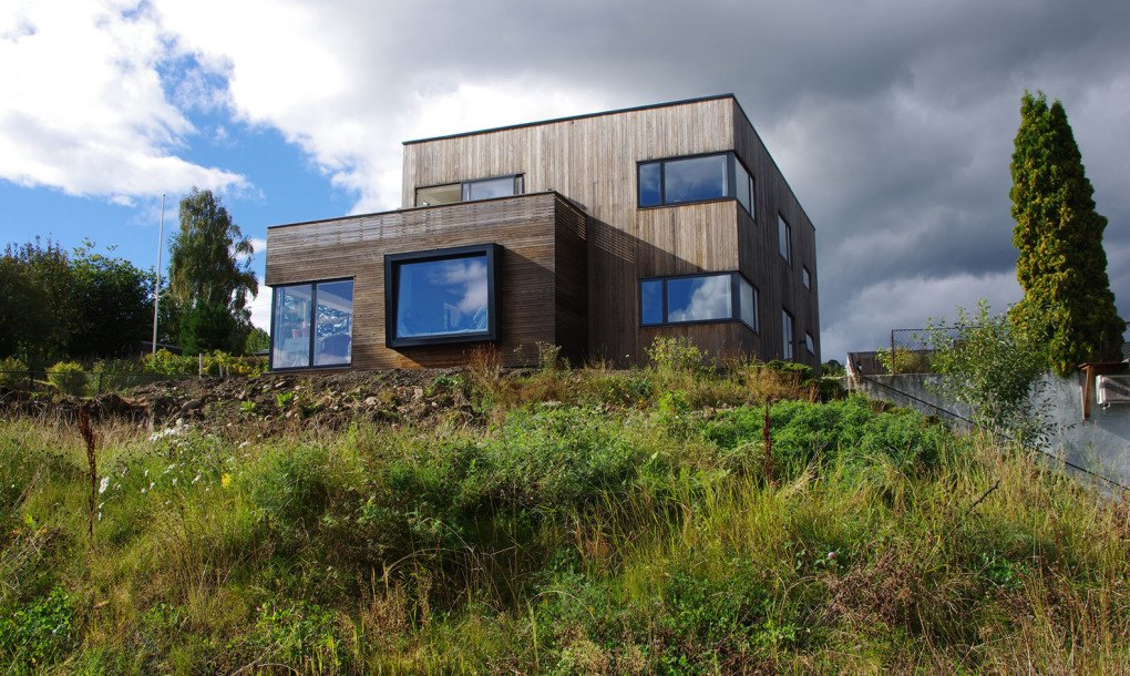 76 Year Old Funkis Home In Norway Gets A Passive House