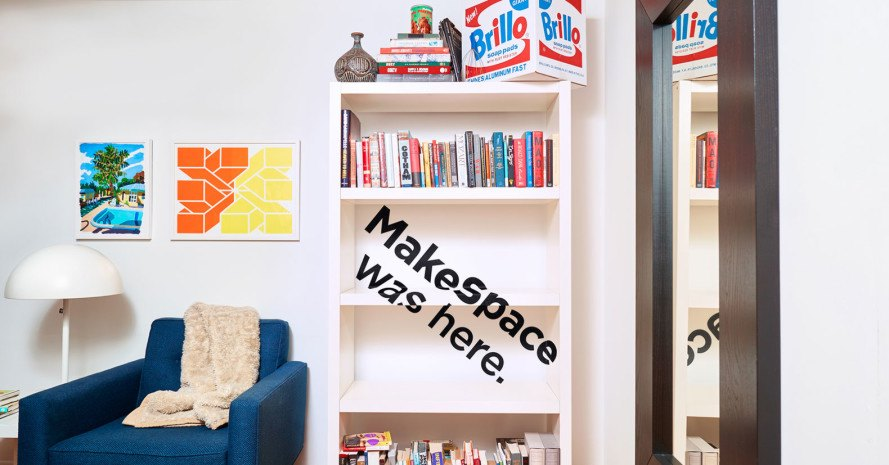 de-clutter, MakeSpace, clutter study, clutter and mental health, design for health, storage apps, easy storage, clutter and stress, clutter and productivity,