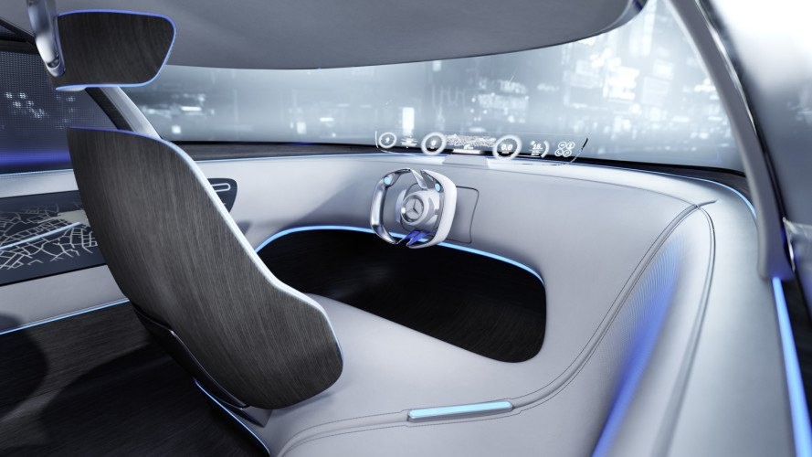 mercedes-benz, mercedes-benz vision tokyo concept, mercedes-benz fuel cell concept, fuel cell vehicle, hydrogen, electric car, fuel cell vehicle, 2015 tokyo motor show, green car, green transportation