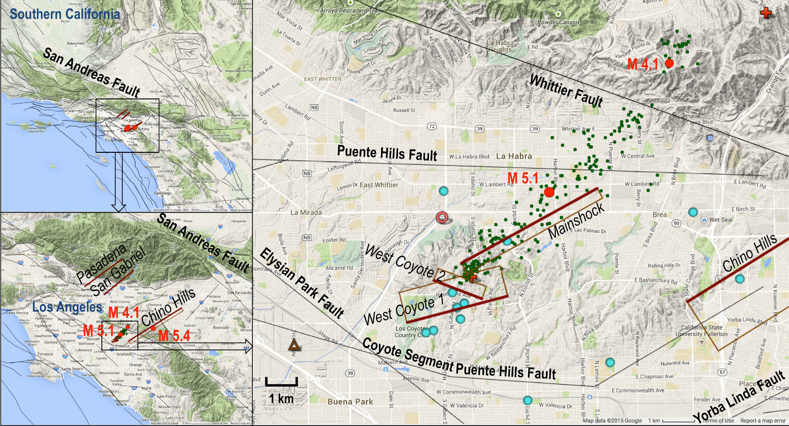 NASA experts say California's next big earthquake could happen in less than three years