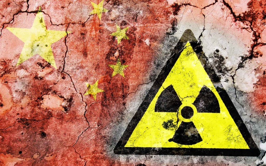 nuclear energy, china, nuclear power plant China, china nuclear, china power plant, nuclear danger sign