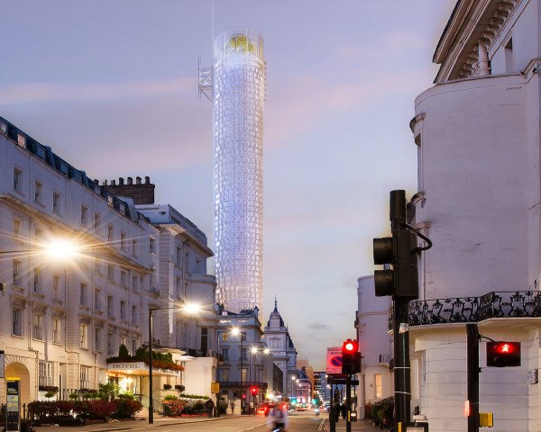 Renzo Piano, London, The Shard, tower, green tower, railway station, Paddington, UK architecture, highrise design