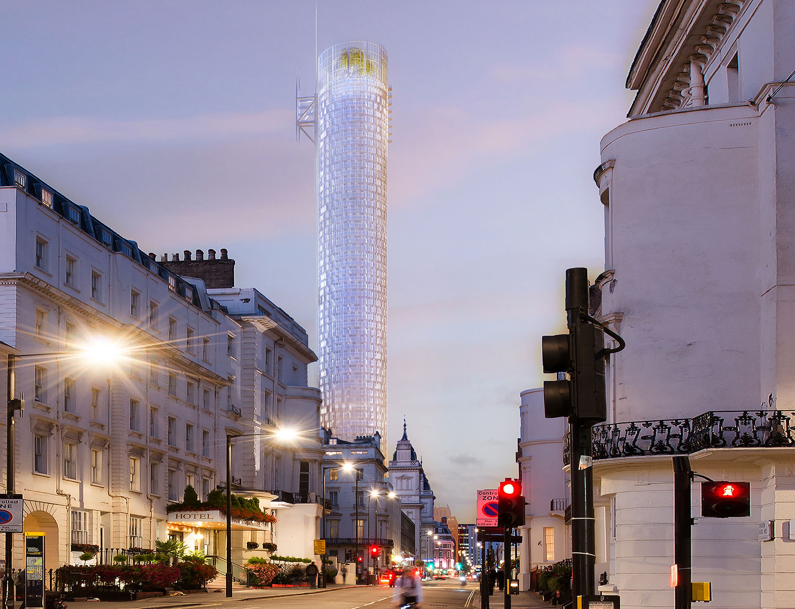 London To Get Another Renzo Piano Designed Tower At Paddington Station