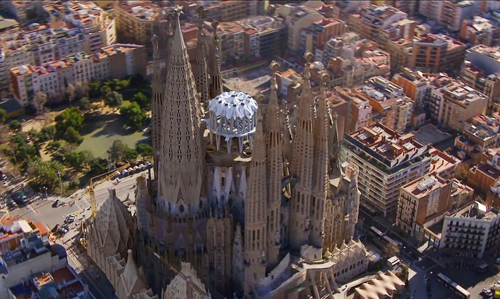 la sagrada familia enters final phase of construction. Black Bedroom Furniture Sets. Home Design Ideas