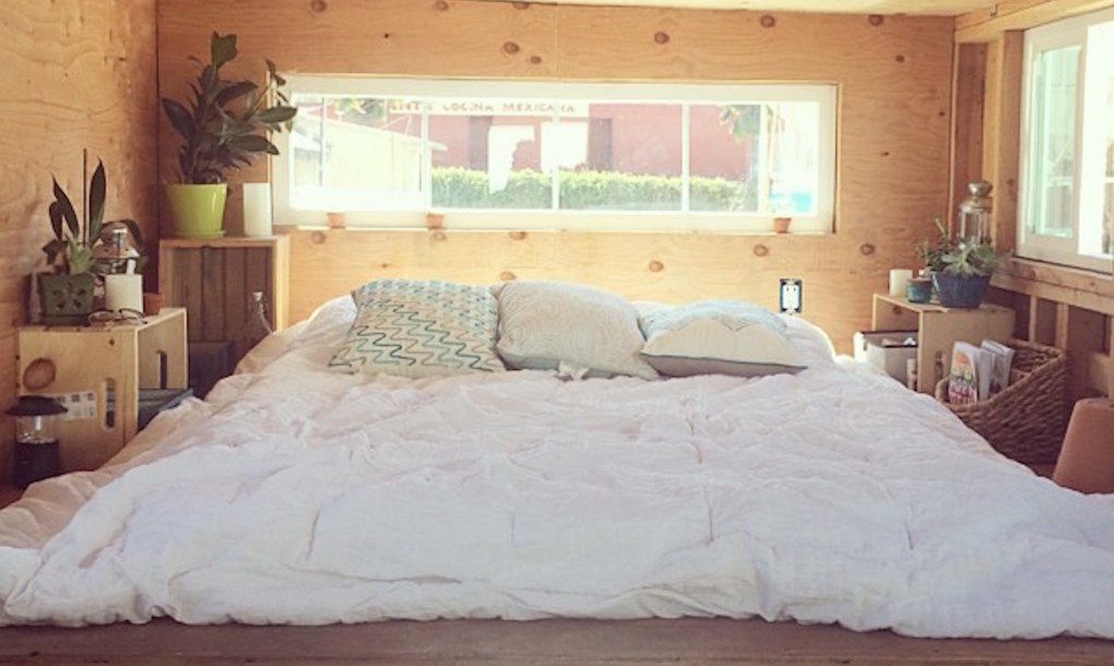 Berkeley Couple Builds A 200 Square Foot Home For A