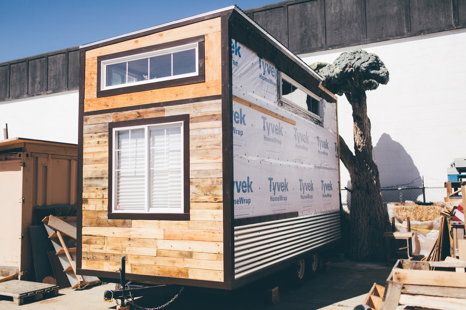 Tiny House By Mark Alford And Eliana Chinea Inhabitat Green Design Innovation Architecture Building