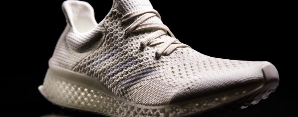 new arrival faf29 5cf30 Adidas unveils futuristic shoe thats 3D printed for a custom