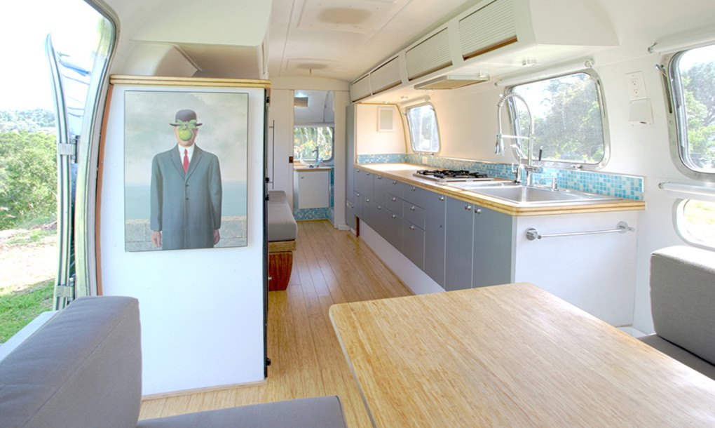 7 Retro Chic Airstream Renovations