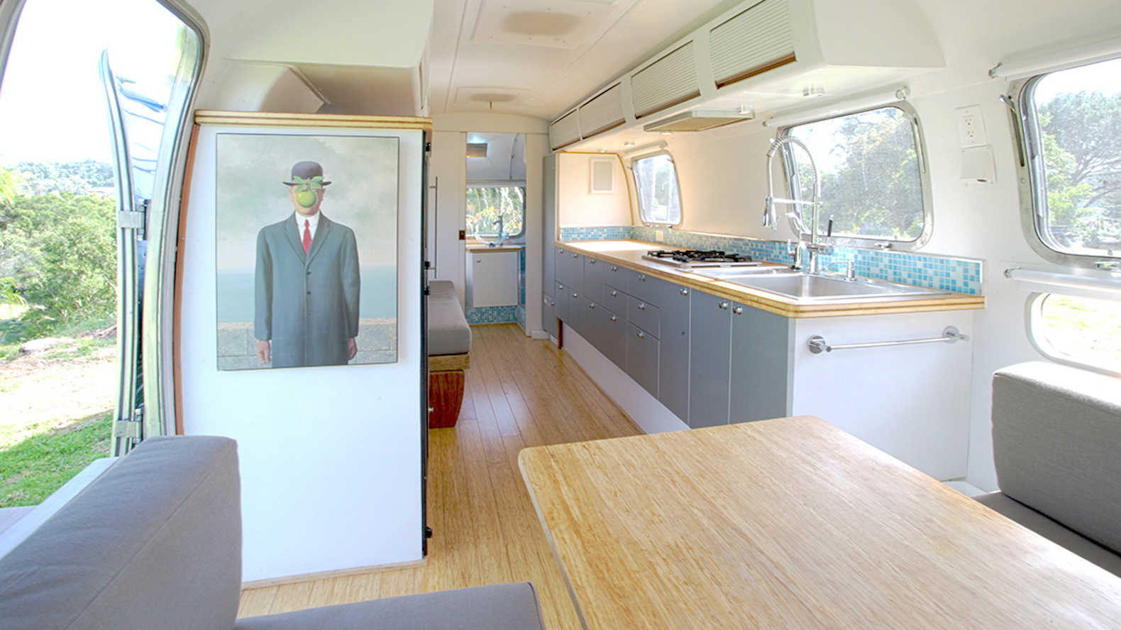 7 retro-chic Airstream renovations | Inhabitat - Green