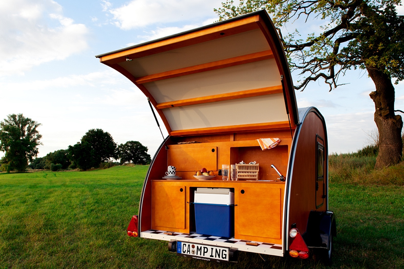 7 of the best tiny campers for a fabulous fall road trip 7 best tiny campers for a fall road trip inhabitat green design innovation architecture