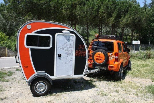 Campers Tiny Road Trips Trip Lightweight Compact