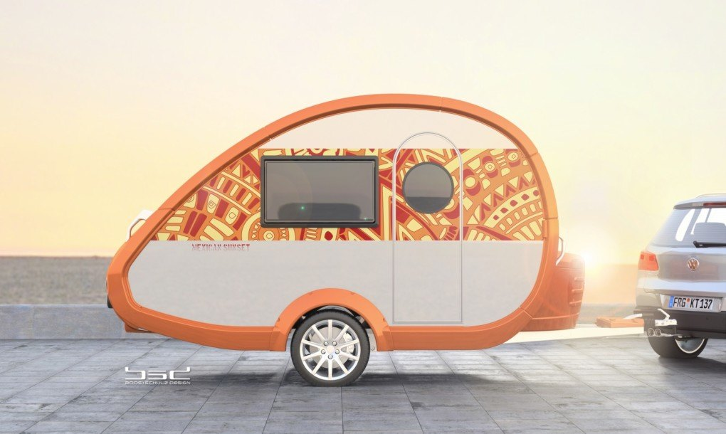 Campers, Tiny Campers, Road Trips, Road Trip Campers, Lightweight Campers,  Compact