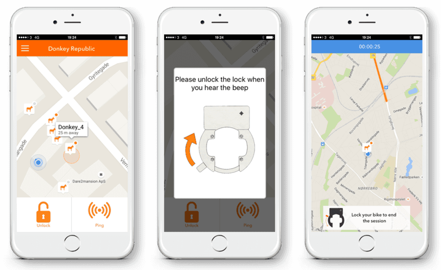 Airdonkey is a revolutionary smart lock and app kit that