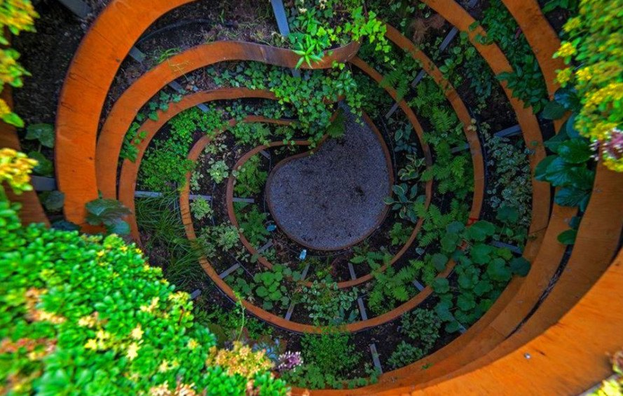 The Infinite Green, Wroclaw, Poland, Adam Kalinowski, Infinite Green By  Adam Kalinowski