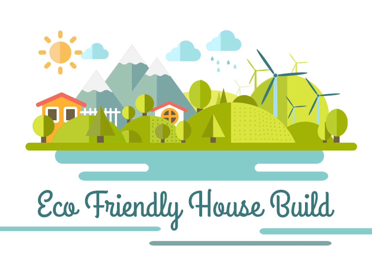 Infographic Helpful Tips On Making An Eco Friendly Home