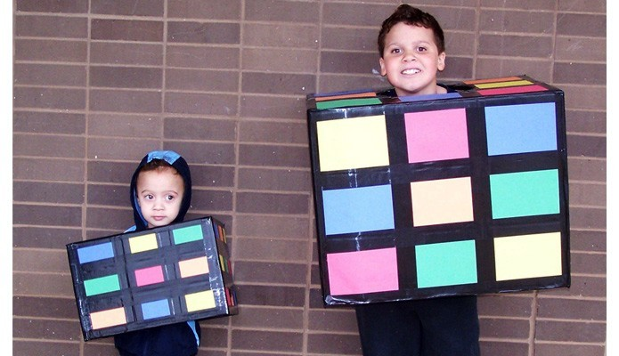 10 DIY Halloween costumes based on toys and games | Inhabitat ...