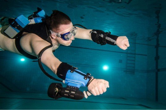 green design, eco design, sustainable design, x2 Sport Underwater Jet Pack, indiegogo, scuba gear, personal jet pack