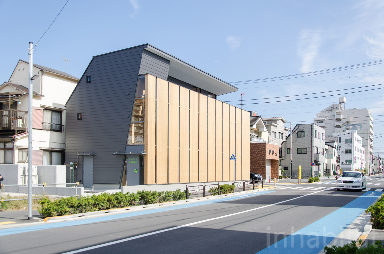 Tokyou0027s First Multistory Building Made Of 100% Wood Overcomes Rigid Fire  Regulations