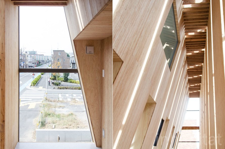 Miyamura Veterinary Clinic in Tokyo by Atelier OPA and Buildinglandscape