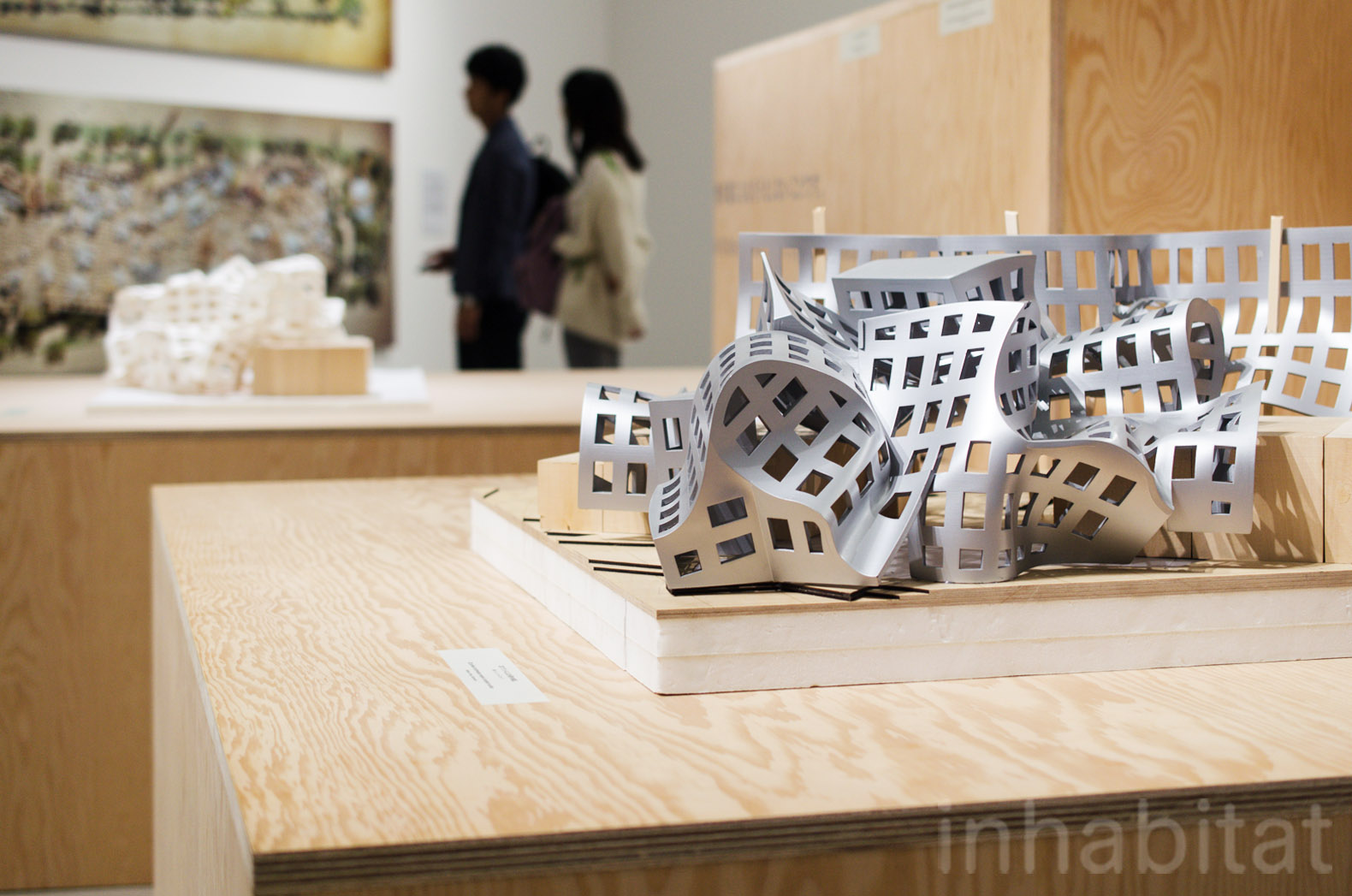 How Frank Gehry s provocative designs go from concept to reality. 3D Models   Inhabitat   Green Design  Innovation  Architecture