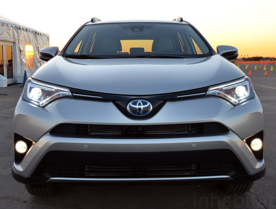 the new 2016 toyota rav4 hybrid is faster more powerful and more efficient than its non hybrid. Black Bedroom Furniture Sets. Home Design Ideas
