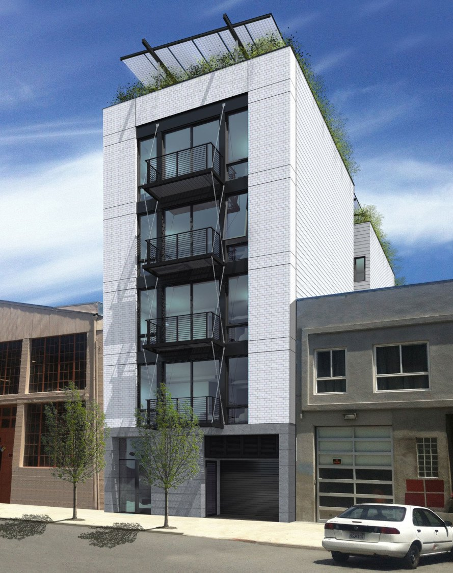 San francisco 39 s first passive house apartment complex for Store building design