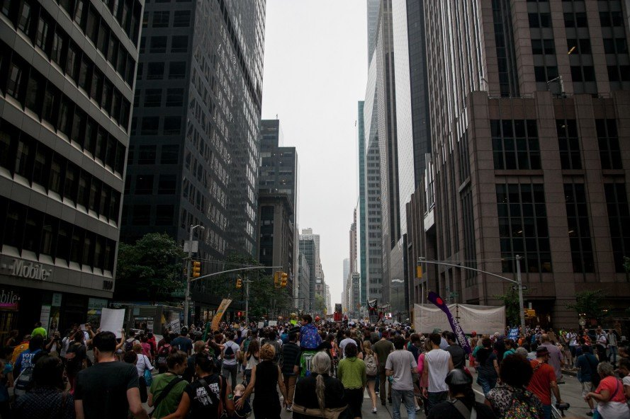 climate change, climate march, climate protest