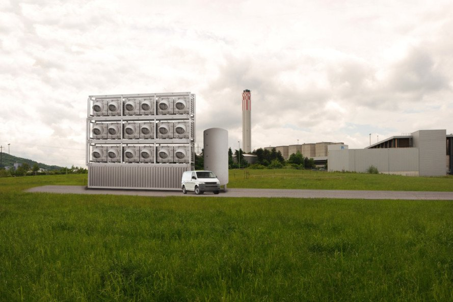 climeworks, direct air capture, carbon capture plant, CO2 capture plant, CO2 emissions, climate change, global warming, CO2 alternative energy, synthetic fuel, greenhouses, alternative fuel
