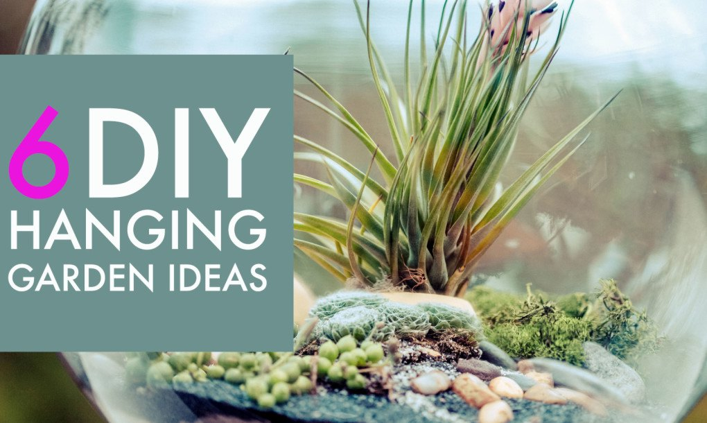 6 Creative Hanging Gardens That You Can Make Yourself Inhabitat