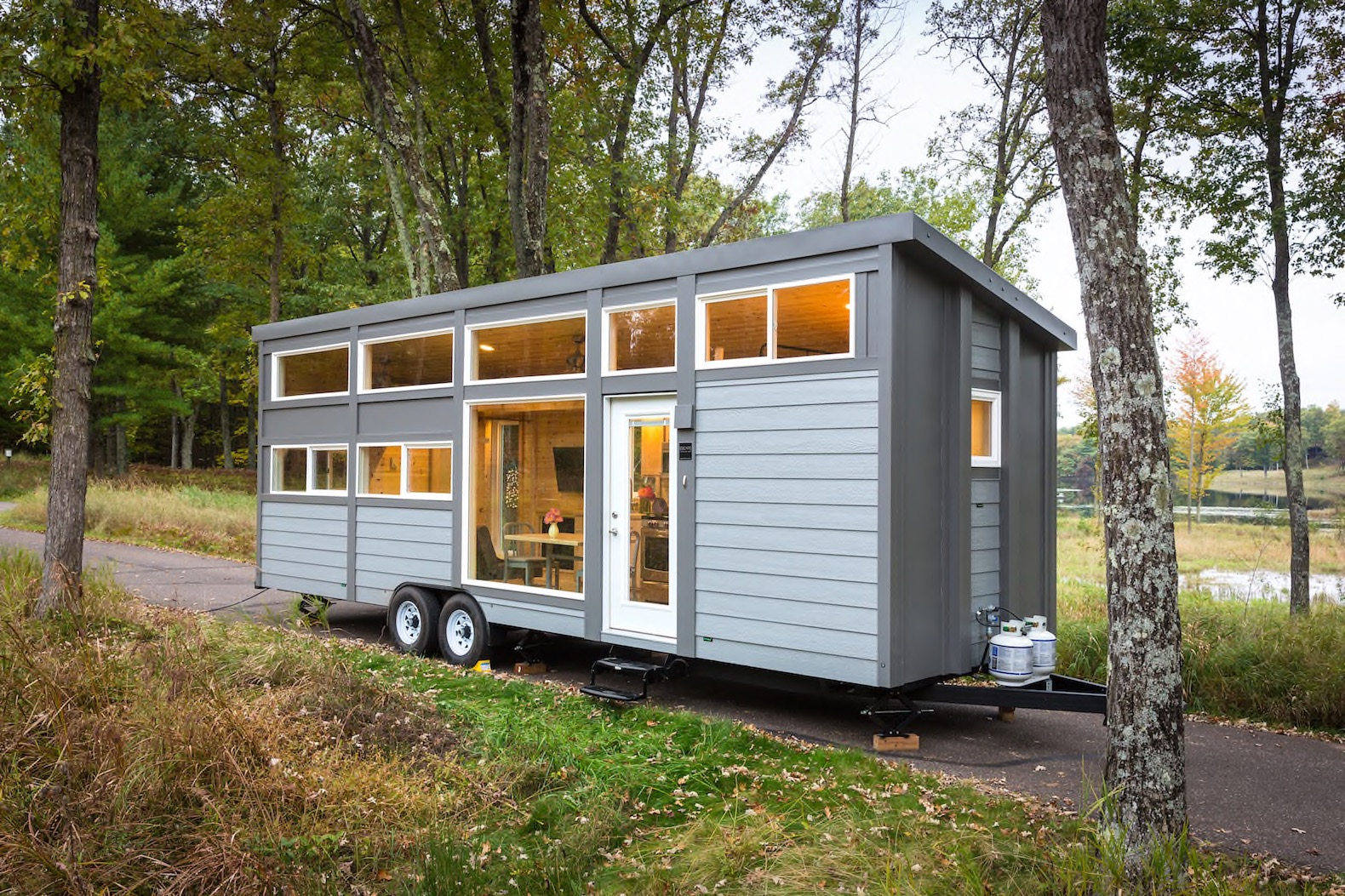 Home On Wheels tiny home on wheels | inhabitat - green design, innovation