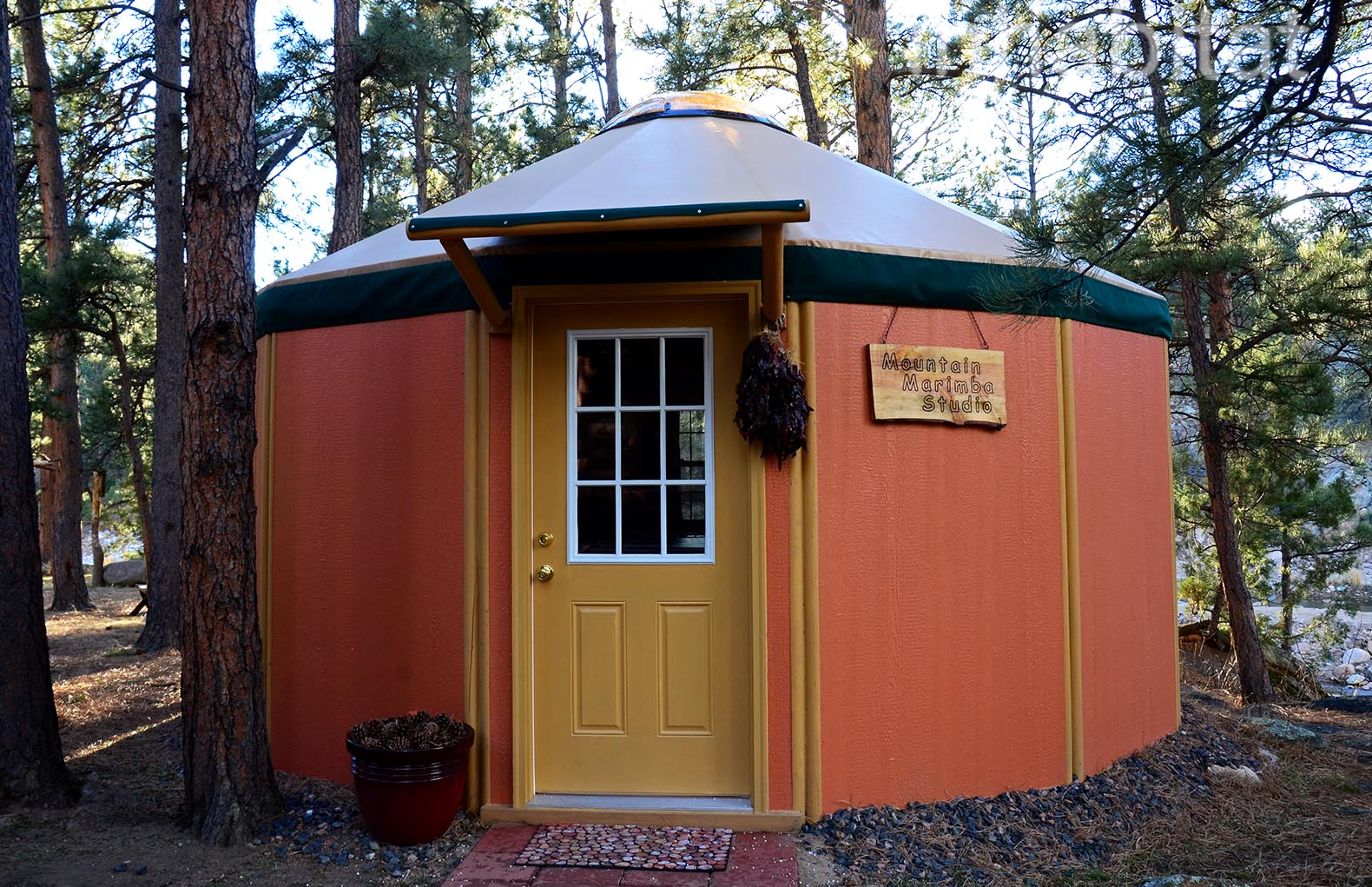 Freedom yurt cabins a tiny home for people who love round for A person who designs buildings and houses