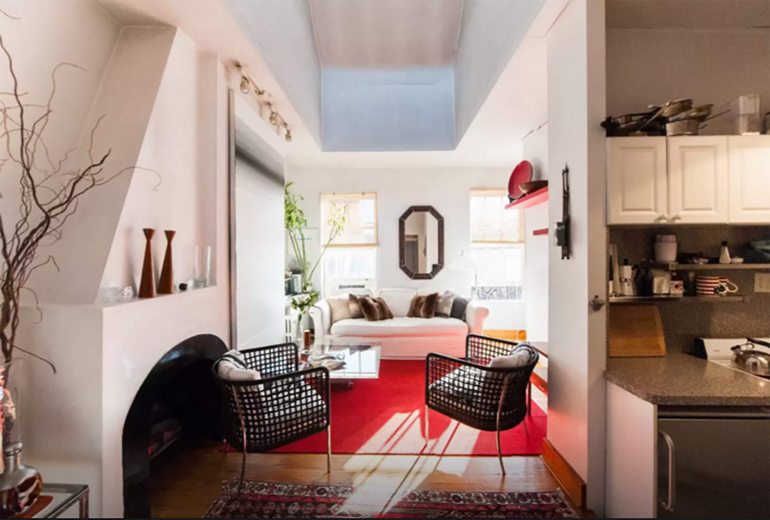 Tiny Home Designs: Greenwich Village Tiny Apartment « Inhabitat