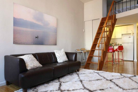 Rent This Modern 500 Square Foot Greenwich Village Loft On