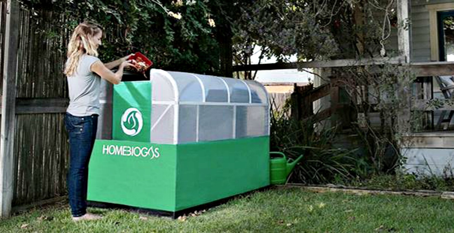 How To Build A Small Biogas Plant