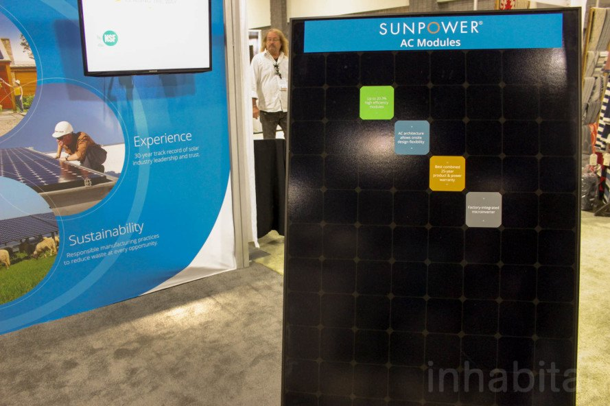Replex Plastics, Greenbuild, Greenbuild 2015, Monumental Green, LEDs, daylight harvesting, KOHLER, KOHLER Clarity, Unity Homes, SunPower, solar panels, cradle to cradle, cradle to cradle solar panels, rainwater pillow, marine armor defense products, GlasPro bird friendly glass, Onyx Solar