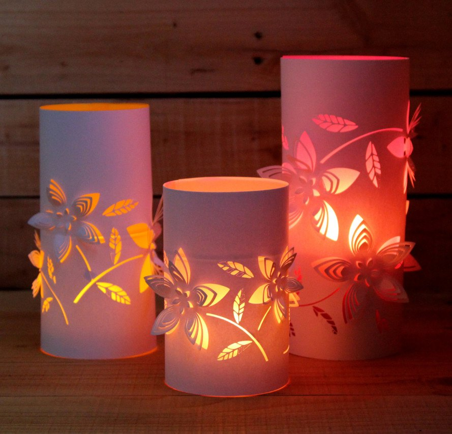 Make Your Own Led Fairy Holiday Lights With Just Some Paper And A