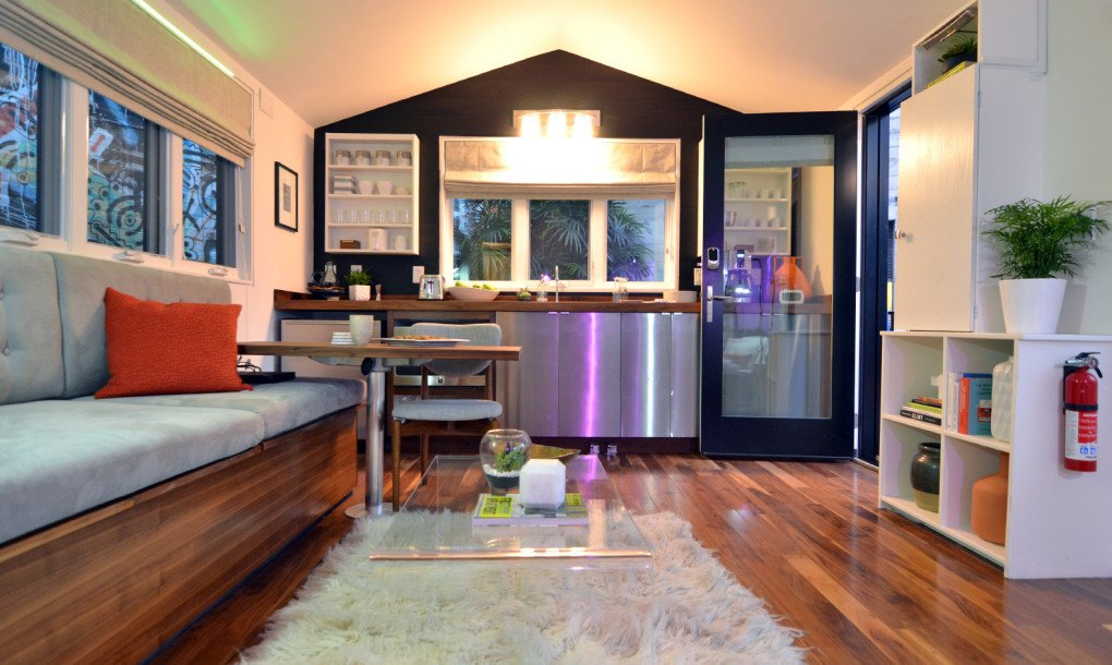 Intels Smart Tiny House Puts The Internet Of Things To Work In 264 Square Feet