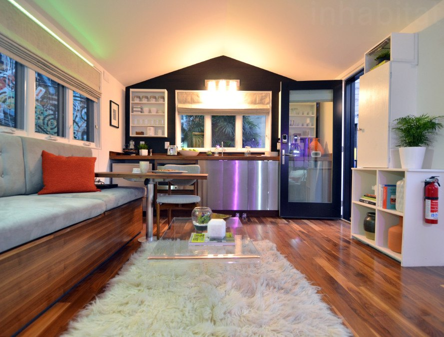 intel 39 s smart tiny house puts the internet of things to